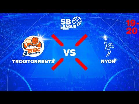 SB League Women – Day 5: TROISTORRENTS vs. NYON