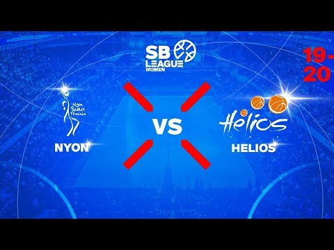 SB League Women – Day 3: NYON vs. HELIOS