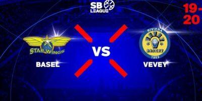 SB League - Day 3: STARWINGS vs. VEVEY