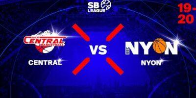 SB League - Day 3: CENTRAL vs. NYON