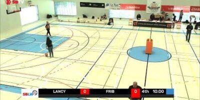 NLB Women - Day 2: LANCY vs. FRIBOURG