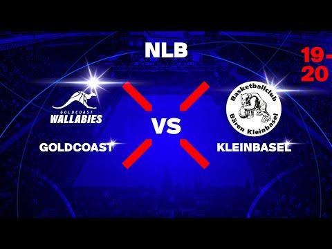 NLB – Day 5: GOLDCOAST vs. KLEINBASEL
