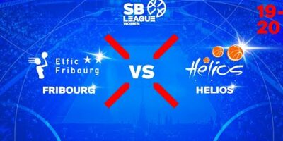SB League Women - Day 2: FRIBOURG vs. HELIOS