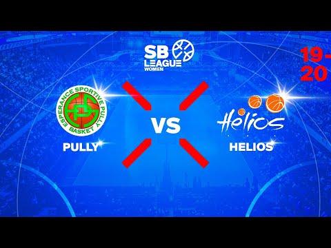 SB League Women – Day 5: PULLY vs. HELIOS