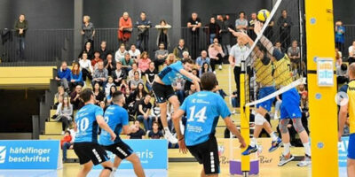 Traktor Basel - Lutry-Lavaux Volleyball