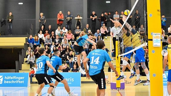 Traktor Basel – Lutry-Lavaux Volleyball