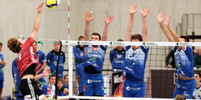 LINDAREN Volley Amriswil - Lutry-Lavaux Volleyball