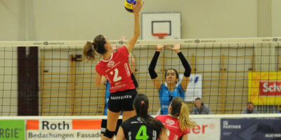 Raiffeisen Volley Toggenburg - TS Volley Düdingen