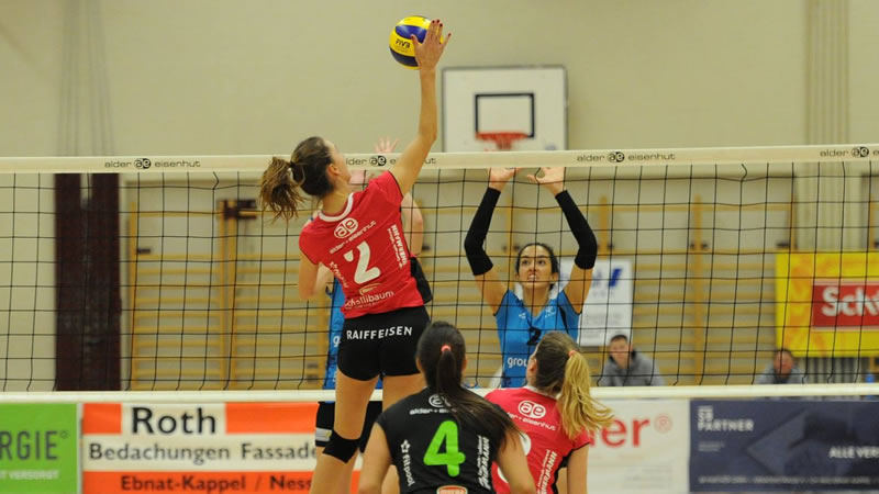 Playout, Spiel 2: Raiffeisen Volley Toggenburg – Genève Volley