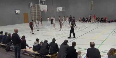 COUPE SUISSE M - Day 1/16: KLEINBASEL vs. CENTRAL