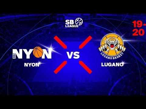 SB League – Day 7: NYON vs. LUGANO