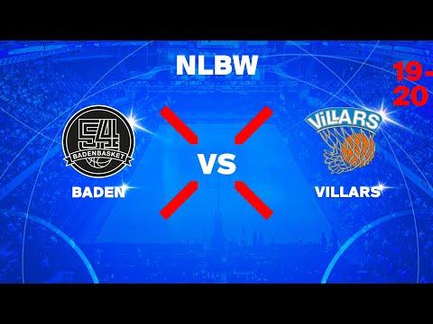 NLB Women – Day 6: BADEN vs. VILLARS