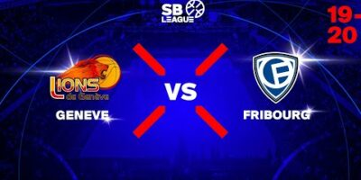 SB League - Day 8: GENEVE vs. FRIBOURG