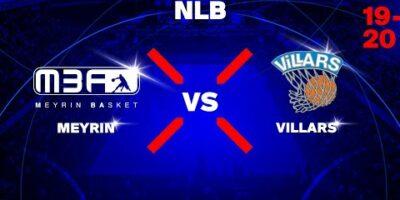 NLB - Day 10: MEYRIN vs. VILLARS
