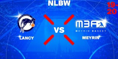 NLB Women - Day 8: LANCY vs. MEYRIN
