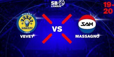 SB League - Day 8: VEVEY vs. MASSAGNO