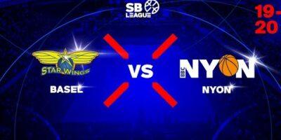 SB League - Day 8: STARWINGS vs. NYON