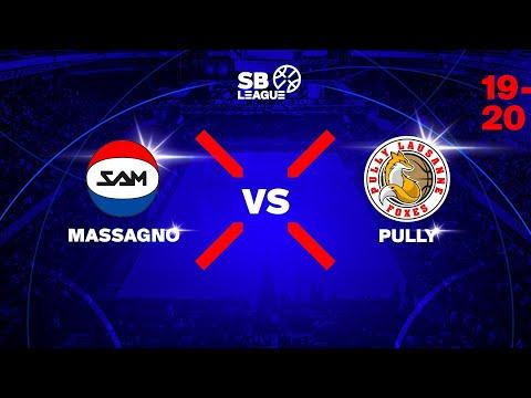 SB League – Day 7: MASSAGNO vs. PULLY LAUSANNE