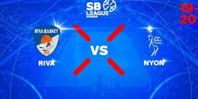 SB League Women - Day 7: RIVA vs. NYON