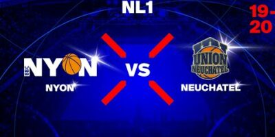 NL1M - Day 9: NYON vs. NEUCHATEL