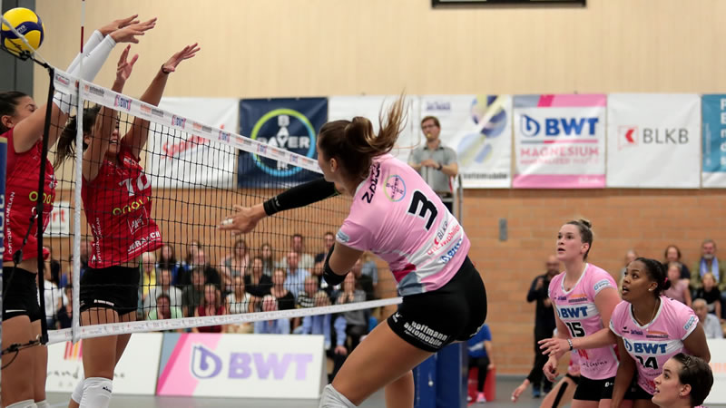 CEV Volleyball Challenge Cup: Sm'Aesch Pfeffingen – Levski Sofia