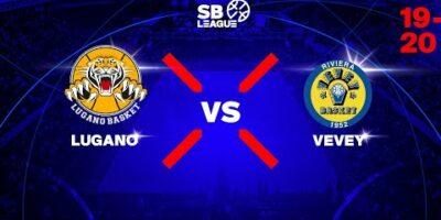 SB League - Day 9: LUGANO vs. VEVEY
