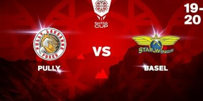 COUPE SUISSE M - Day 1-8: PULLY LAUSANNE vs. STARWINGS