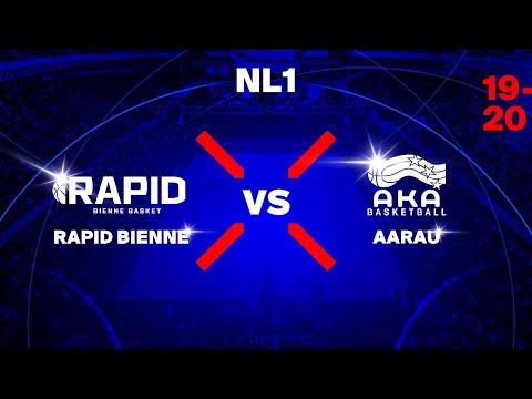 NL1M – Day 7: BIENNE vs. AARAU