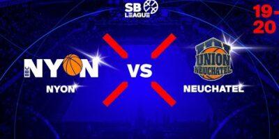 SB League - Day 9: NYON vs. NEUCHATEL