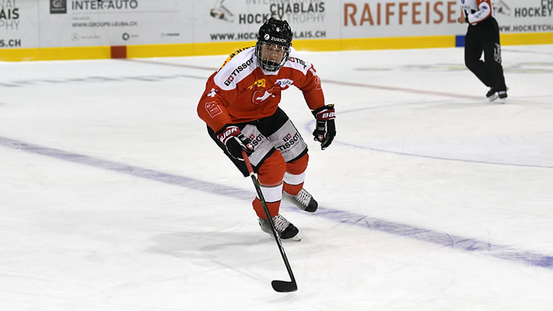 International Chablais Hockey Trophy, Monthey VS