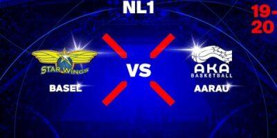 NL1M - Day 10: STARWINGS vs. AARAU