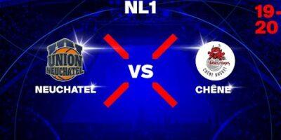 NL1M - Day 8: NEUCHATEL vs. CHENE