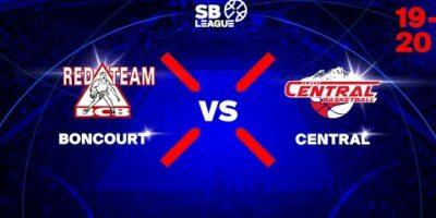 SB League - Day 9: BONCOURT vs. CENTRAL