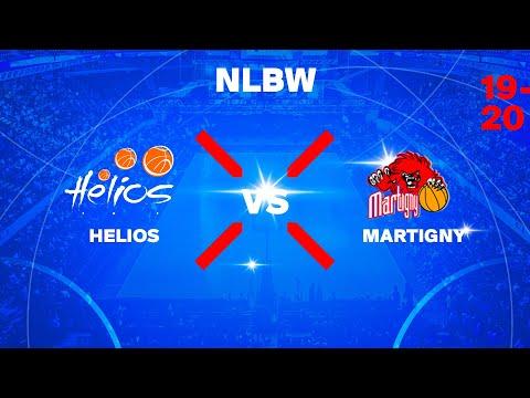 NLB Women – Day 6: HELIOS vs. MARTIGNY