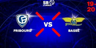 SB League - Day 9: FRIBOURG vs. STARWINGS