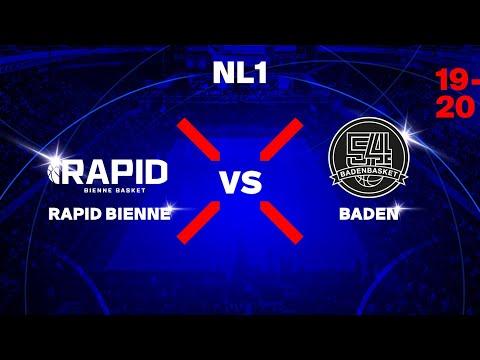 NL1M – Day 10: BIENNE vs. BADEN