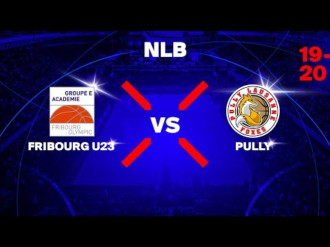 NLB – Day 10: FRIBOURG vs. PULLY LAUSANNE