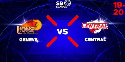 SB League - Day 11: GENEVE vs. CENTRAL