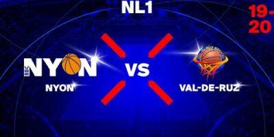 NL1M - Day 12: NYON vs. VAL