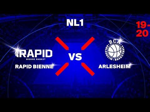 NL1M – Day 11: BIENNE vs. ARLESHEIM