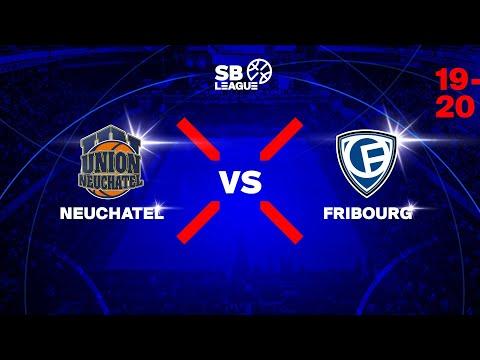 SB League – Day 10: NEUCHATEL vs. FRIBOURG
