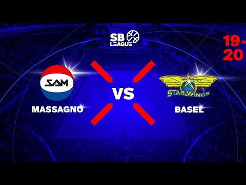 SB League – Day 10: MASSAGNO vs. STARWINGS