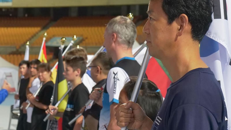 FAI World Drone Racing Championship – Opening Ceremony, Ningbo (CHN)