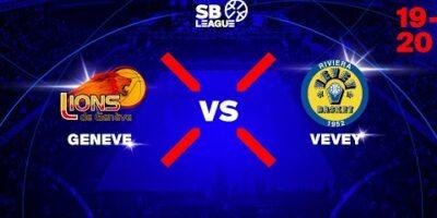 SB League - Day 10: GENEVE vs. VEVEY