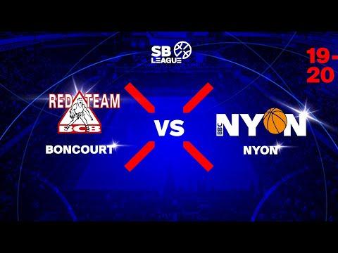 SB League – Day 10: BONCOURT vs. NYON