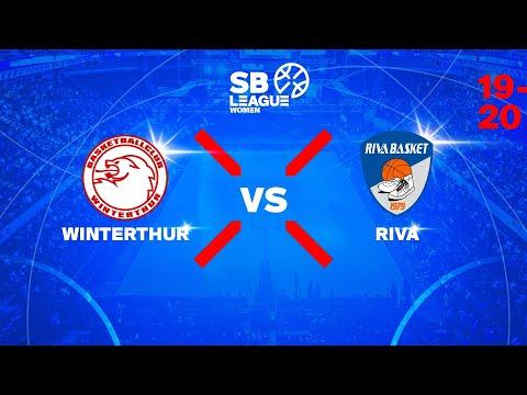SB League Women – Day 8: WINTERTHUR vs. RIVA