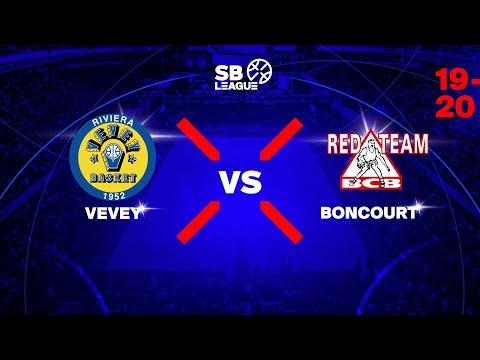 SB League – Day 2: VEVEY vs. BONCOURT
