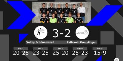 Volley Schönenwerd II - Pallavolo Kreuzlingen