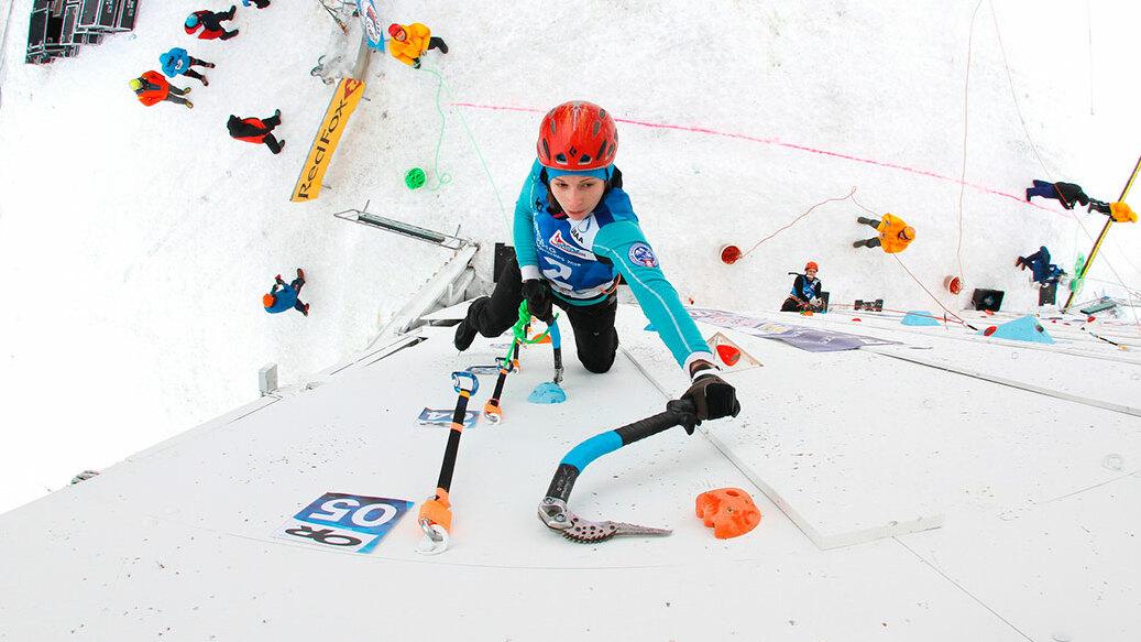 UIAA Ice Climbing World Cup #1 – Lead Semi-Finals, Changchun (CHN)