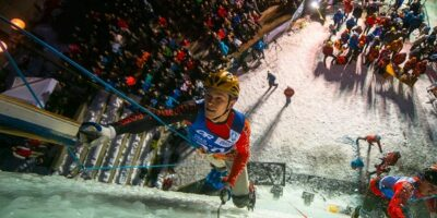 UIAA Ice Climbing World Cup #1 - Lead Finals, Changchun (CHN)